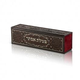 Meggilahh Case Square 2 Tone Box Leatherette